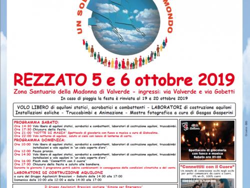 FESTA DI AQUILONI 2019
